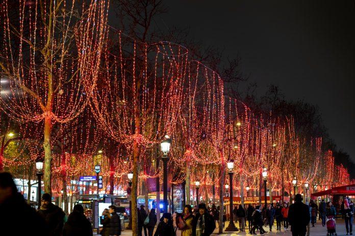 Champs-Èlysèes